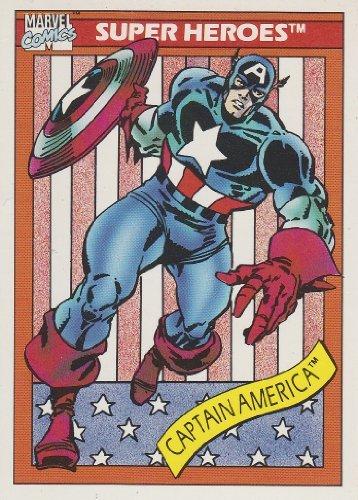 Fleer Marvel Universe Series 1 Complete 162 Card Set (1990)