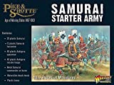 Pike And Shotte Samurai Starter Army Box - Plastic + Metal