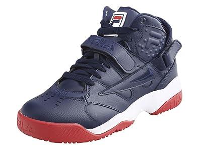 obuwie najlepszy design ograniczona guantity Amazon.com   Fila Men's Spoiler High-Top Sneakers Shoes ...