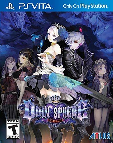 Odin Sphere Leifthrasir - PlayStation Vita Standard Edition - http://coolthings.us