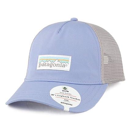 Patagonia Ws Pastel P-6 Label Layback Trucker Hat Gorra, Mujer ...