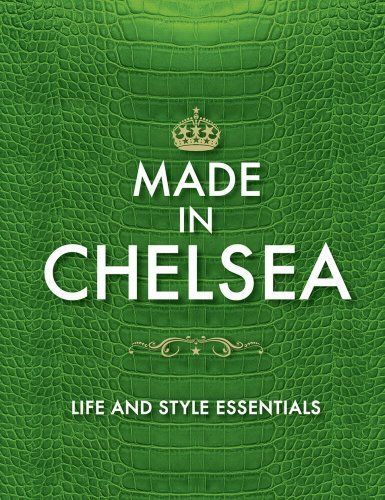 made in chelsea book - 1