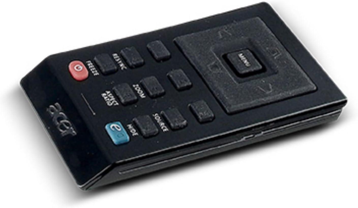Acer VZ.JBU00.001 - Mando para proyectores DLP X110, X1161 y X1261 ...