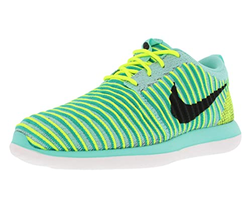 detailed look 4c9e5 d79a9 NIKE Women s Roshe Two Flyknit (Gs) Running Shoes