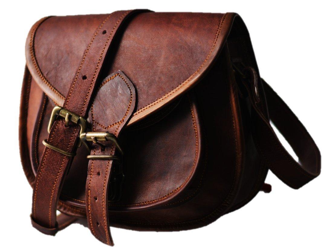 Urban Dezire Women's Leather bag Purse Gypsy Bag Crossbody Women Handbag Shoulder Travel Satchel Tote Bag by Urban Dezire