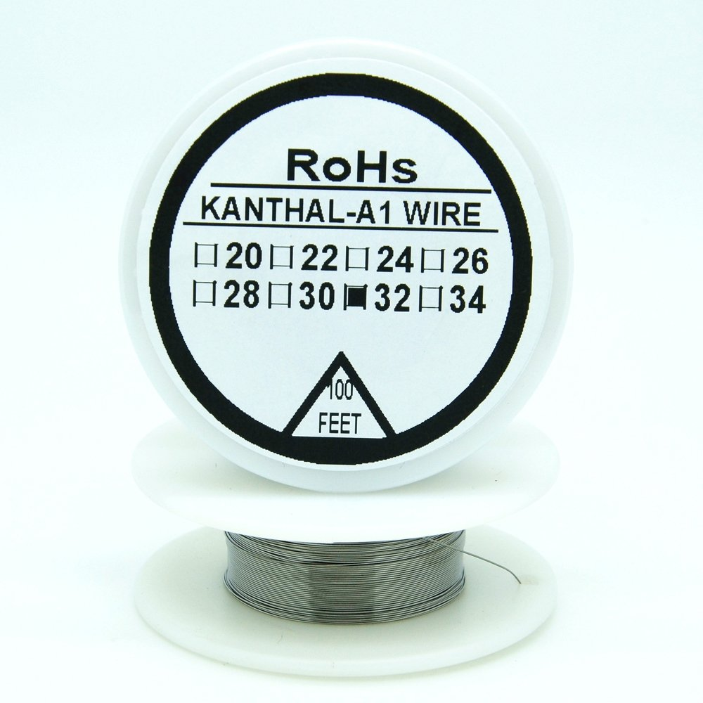 Spool 22-32G AWG 30m Kanthal A1 Type Resistance Wire 100ft 30G