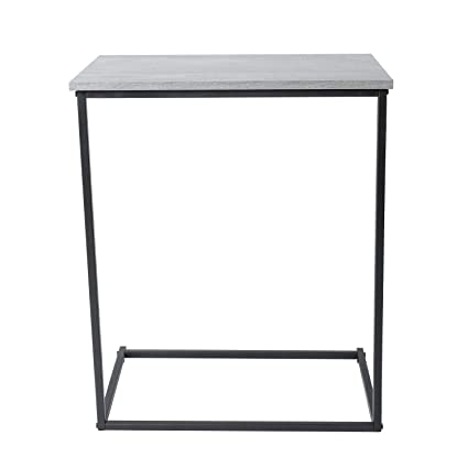 Superb Amazon Com Decent Home End Side Snack Table Bed Sofa Table Spiritservingveterans Wood Chair Design Ideas Spiritservingveteransorg