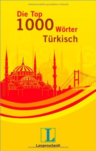 Langenscheidt Die Top 1000 Wörter Türkisch