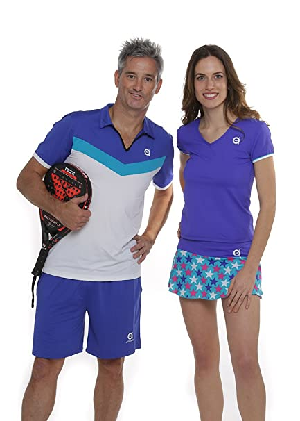 a40grados Sport & Style Point Polo de Tenis, Hombre: Amazon.es ...