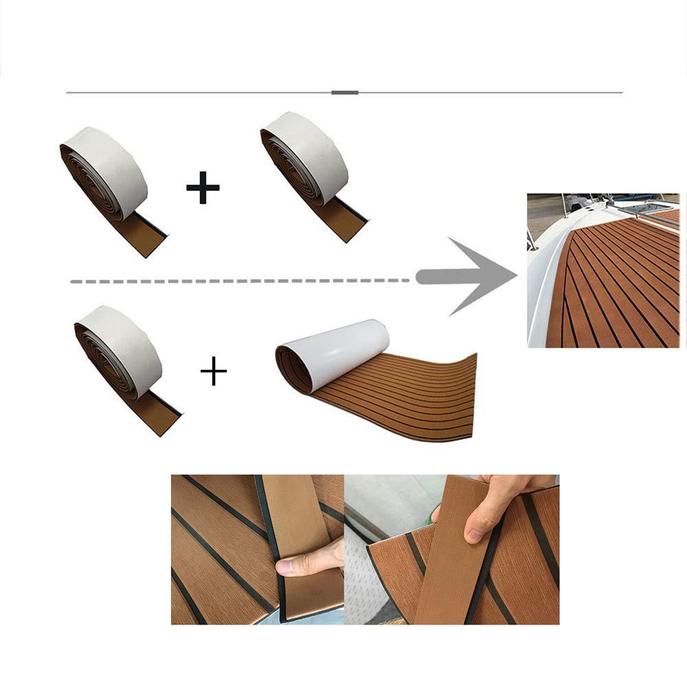 Amazon.com: ChURERSHINING - Lámina de goma EVA para cubierta ...