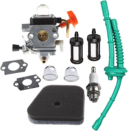 HIPA Carburetor Fuel Line Tune Up Kit STIHL FS100 FS100R FS110 FS110R FS110X FS110RX FS100RX FS130 FS130R Trimmer