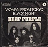 Deep Purple - Woman From Tokyo / Black Night (Live Version) - Purple Records - 1C 006-94 185, EMI Electrola - 1C 006-94 185