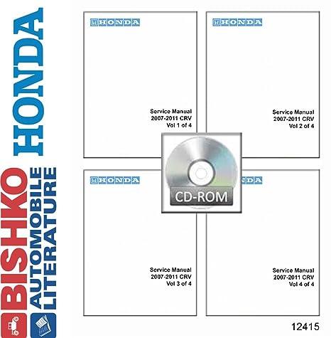 2011 honda crv factory service manual
