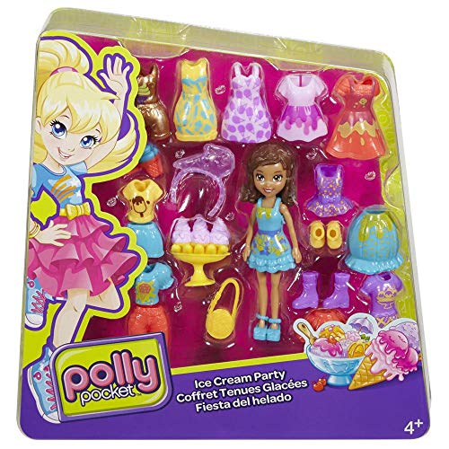 (MATTEL POLLY POCKET - ICE CREAM PARTY (DWD01) by Phonograph)