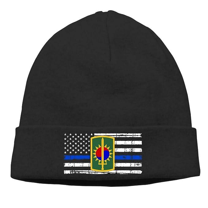 46d832e58 Amazon.com: Gbhngg Hat Army 8th Military Police Brigade Veteran Thin ...