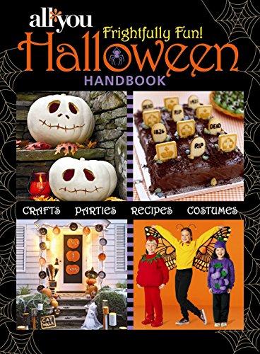 All You Frightfully Fun Halloween Handbook]()