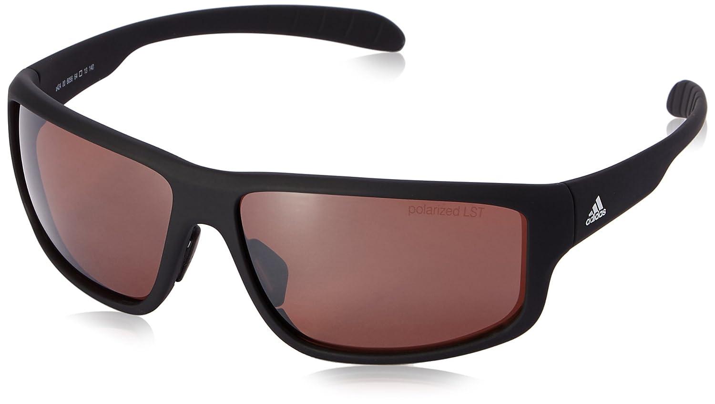 40be386880b Amazon.com  adidas Kumacross 2.0 A424 6056 Polarized Rectangular Sunglasses