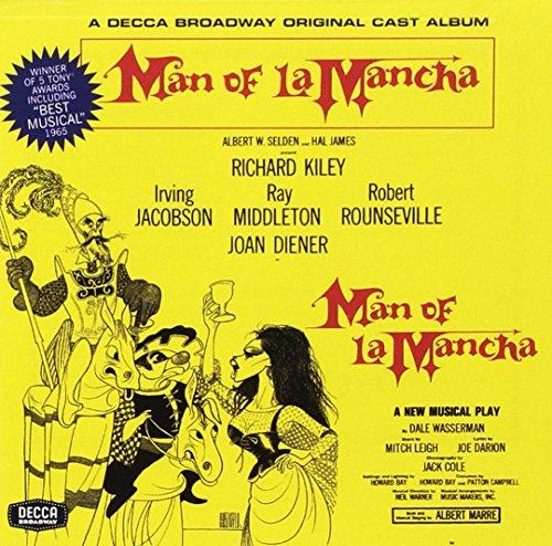 Shows Broadway - Man of La Mancha: A Decca Broadway Original Cast Album (Original 1965 Broadway Cast)