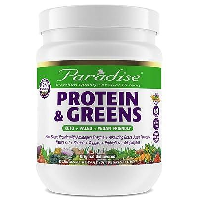 ORAC Energy Protein & Greens