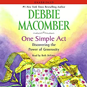 One Simple Act Audiobook