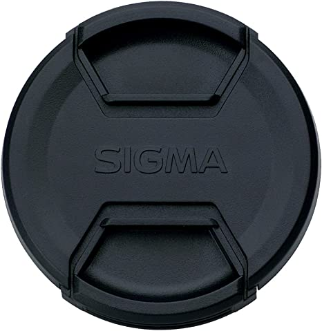 Tapa del objetivo 86mm para Sigma amarillo
