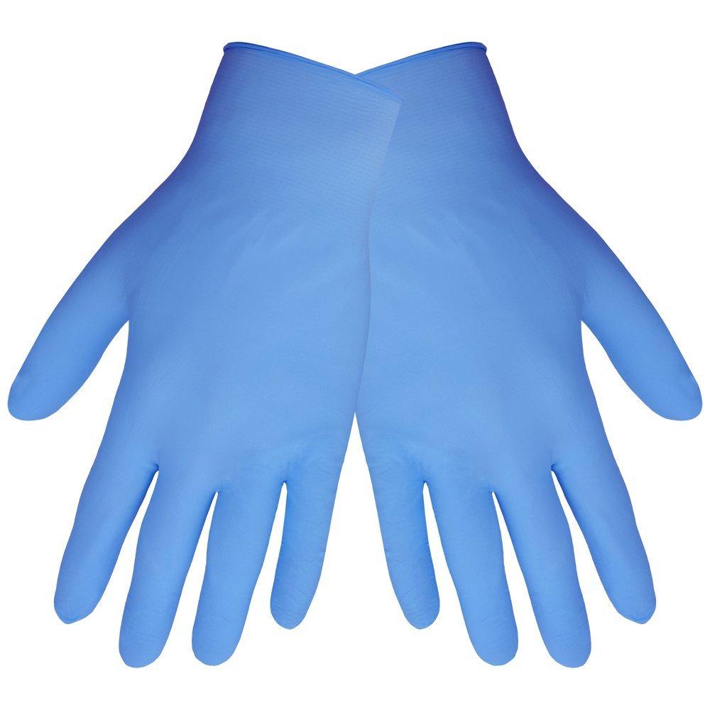 Powder Free Nitrile Gloves Medium Box//100