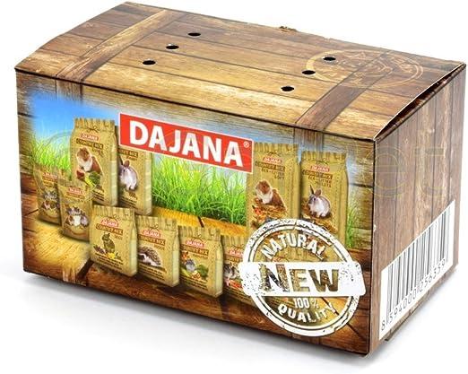 Caja de transporte cartón cartón desechables Caja para animales pequeños: Amazon.es: Productos para mascotas