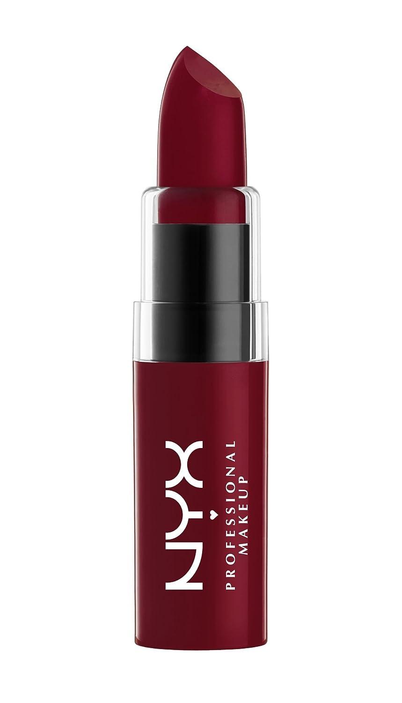 NYX Butter Lipstick - BLS11 Licorice NYX Cosmetics 0800897827977