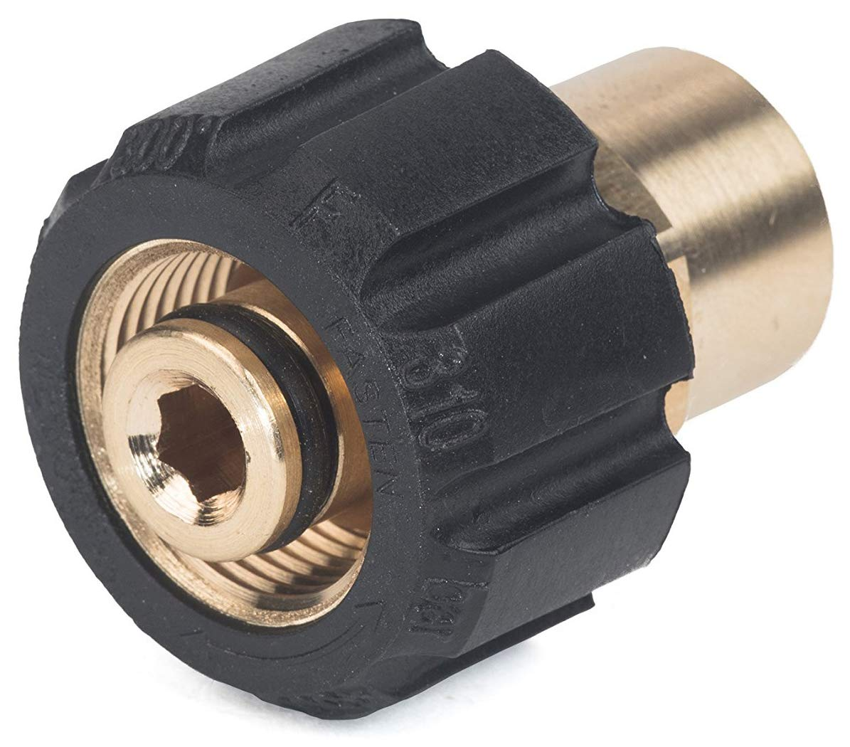 Karcher M22 3/8 Female Swivel Nut Replacement for Gas Pressure Washers by Karcher