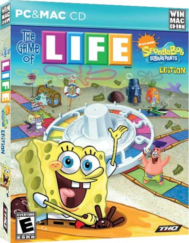 (Spongebob: The Game Of Life - PC/Mac)