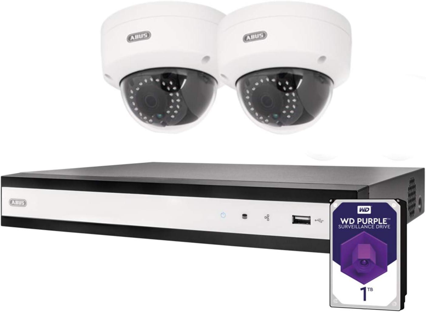 Abus Tvvr36320d Performance Line Komplettset Ip Elektronik