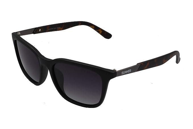 b83091a24a Sunner Gafas de Sol Para Hombre y Mujer Protección UV400 SUP6043 Lentes  Polarizadas Montura Ligera Resistente