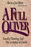 A Full Quiver, Rick Hess and Jan Hess, 0970367007