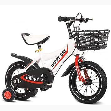 JLASD Bicicleta 2-3-4-6-8 Bicicletas De Los Niños Niños De La Bici ...