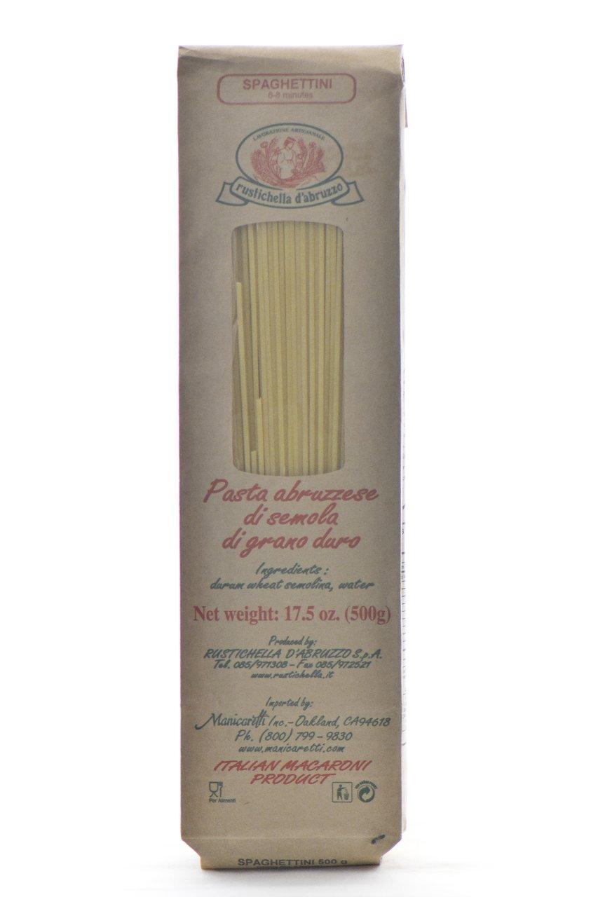 Rustichella d'Abruzzo ORGANIC Farro Spaghetti