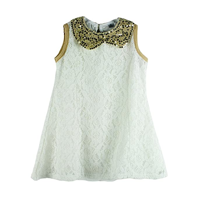 Amazon Cocktail Dresses White and Gold