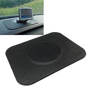 Soporte portátil de navegadores y GPS para el salpicadero del coche, compatible con