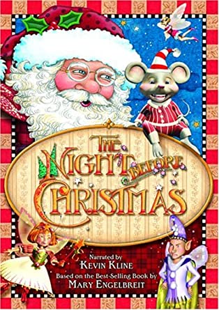 Amazon.com: Mary Engelbreit's The Night Before Christmas: Clement ...