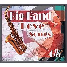 Big Band Love Songs - 4 CD Set