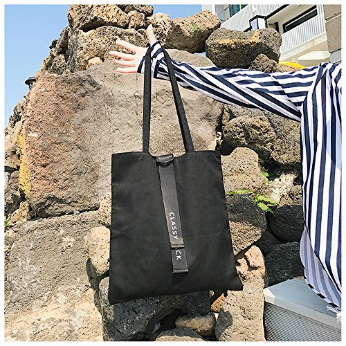 Eco Canvas Tote - 1