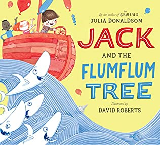 book cover of Jack and the Flumflum Tree