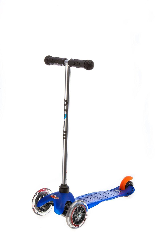 Micro Kickboard Mm0283 Micro Mini Kick Scooter Blue Ages