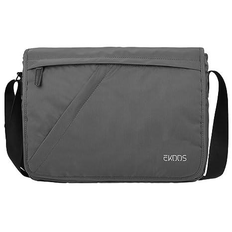 Image Unavailable. Image not available for. Color  Laptop Messenger Bag ,EKOOS  Laptop Shoulder Bag Water Resistant Briefcase Crossbody Day Bag for Work ff9bbb1d452ea