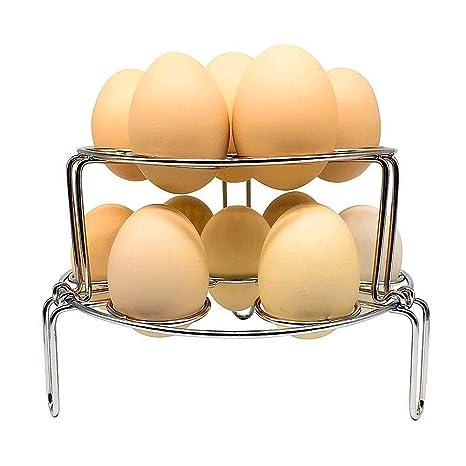Amazon.com: TOMOTE - Salvamanteles para huevos y ...