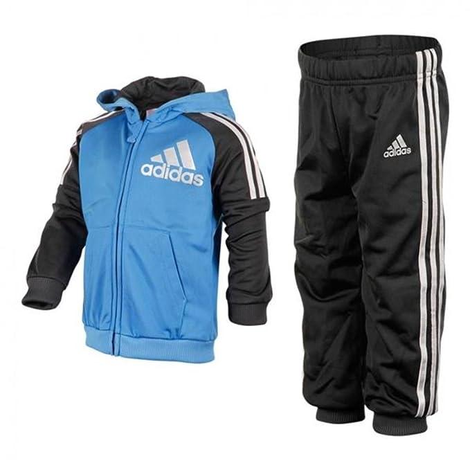 adidas I J SH HD Suit - Chándal Unisex, Color Gris/Azul/Plata ...
