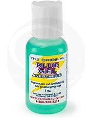 Blue Gel BlueGel anesthetic numb anesthésiant maquillage permanent permanent makeup microblading Lidocaine tetracaine