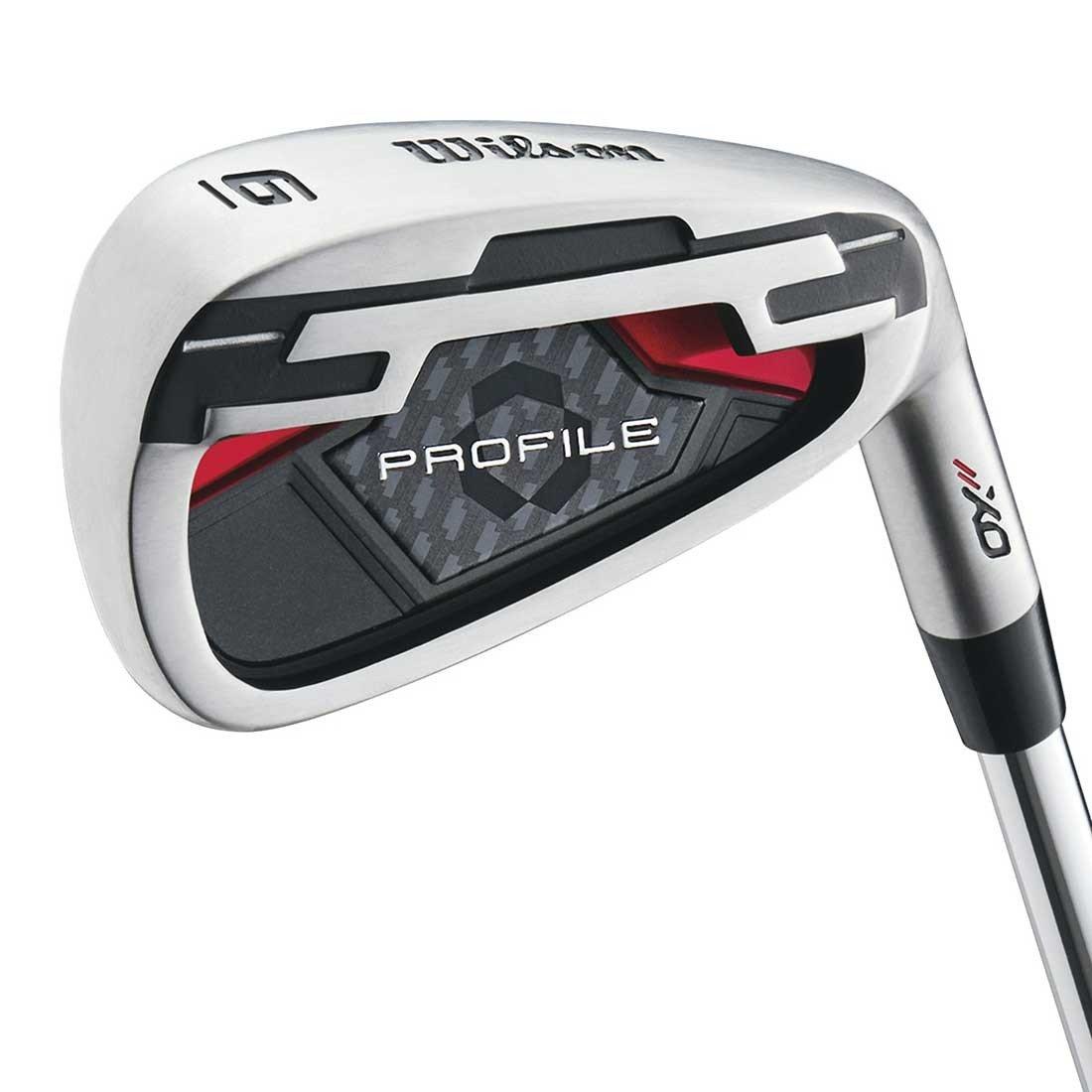 Wilson Profile XD Mens Complete el Paquete de Golf Graphite ...