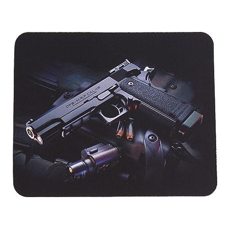 Amazon com: Best Price Gun Picture Anti-Slip Laptop PC