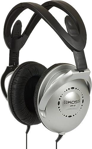 Koss UR18 Collapsible Stereo Headphone