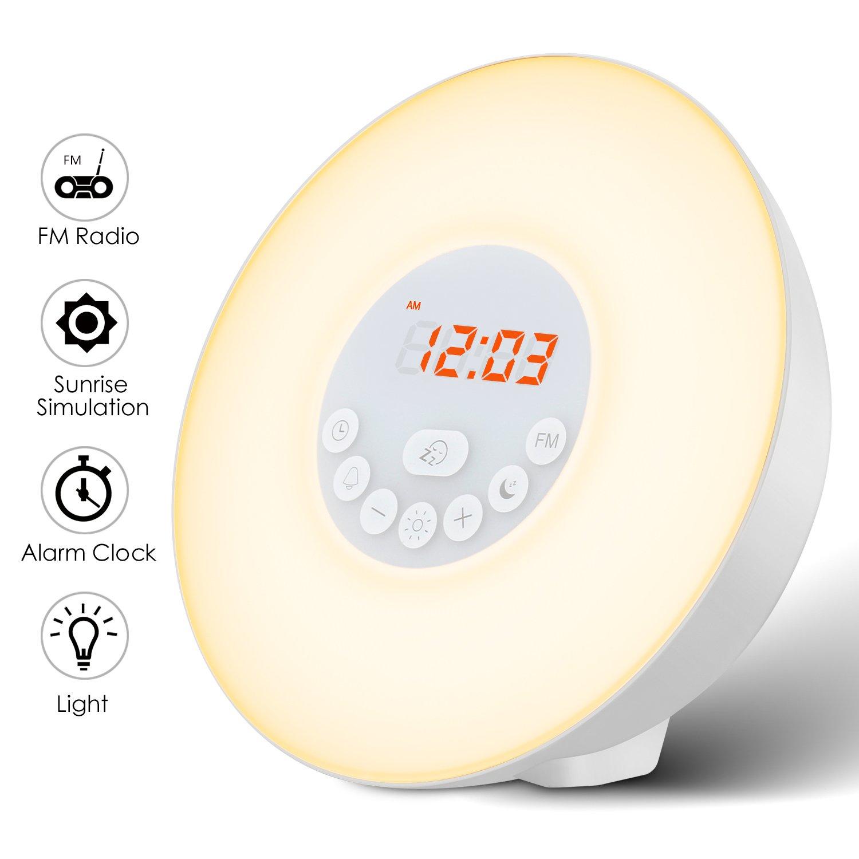 FITFORT Alarm Clock